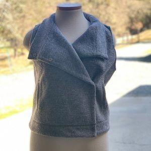 Wool vest from BB Dakota